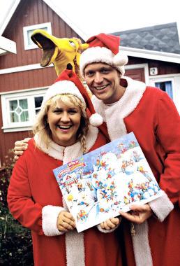 Julekalendere på TV gjennom tidene | STØRST AV ALT ER
